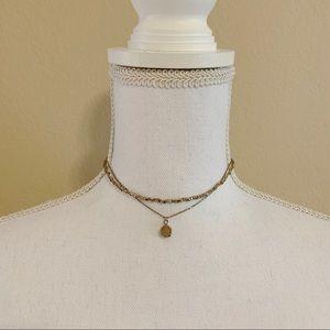 Jewelry - Double Strand Choker Necklace